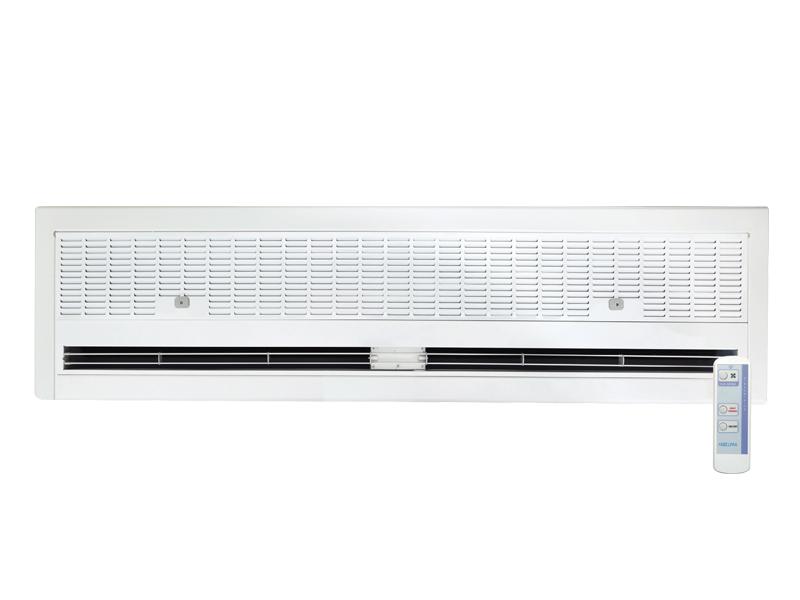 фото: Что выбрать для отопления магазина - кондиционер, электрообогреватель или тепловая завеса